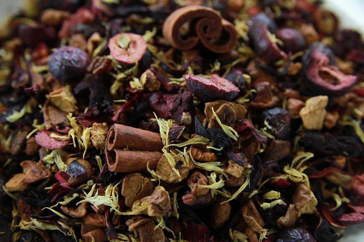 verschiedene Teesorten Starnberg